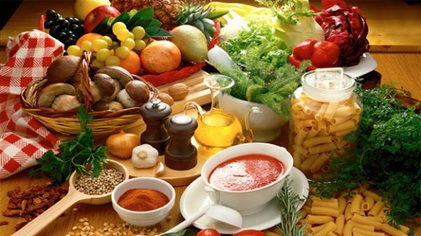 Вегетарианские продукты и пост