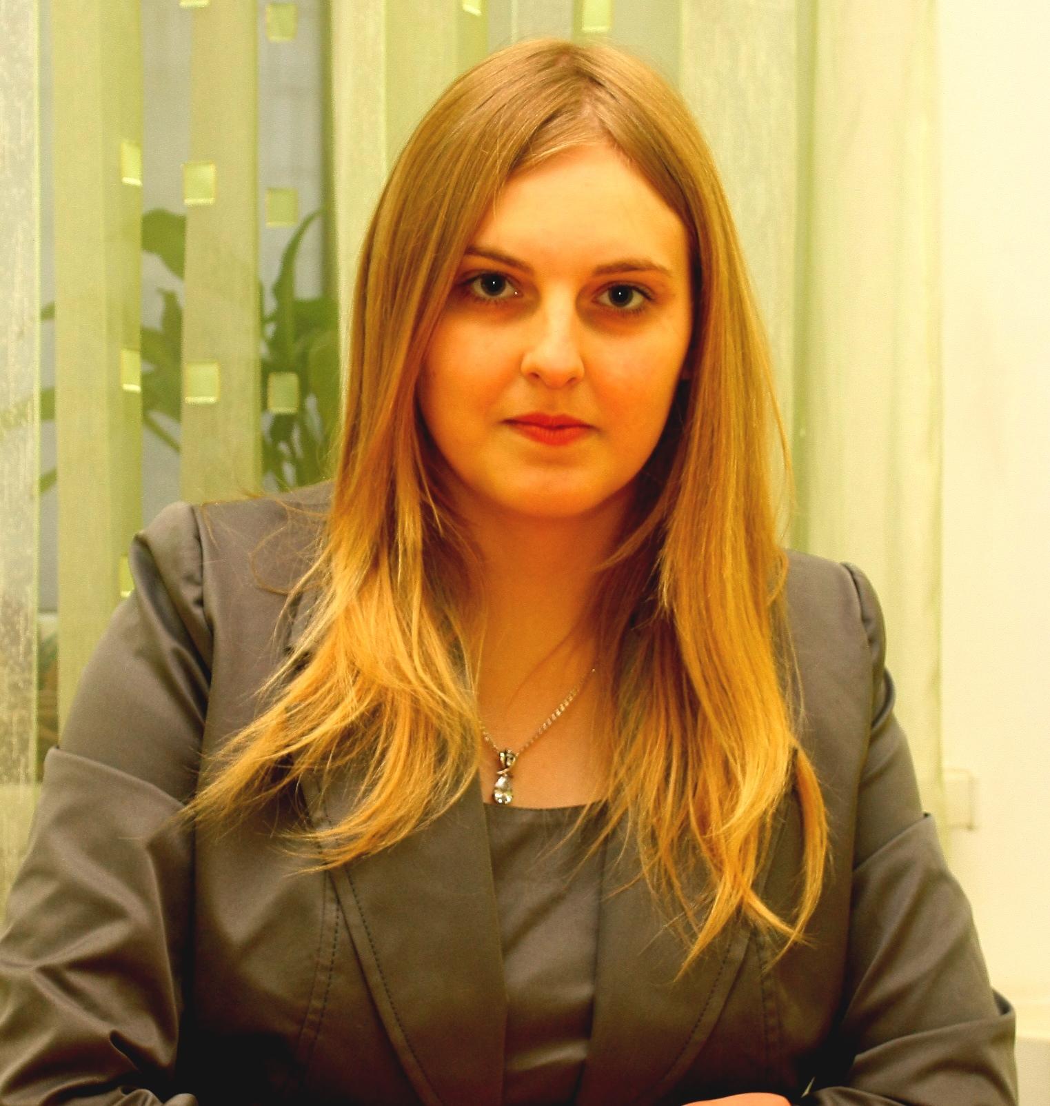 Шелест Мария Владимировна, ведущая вебинара